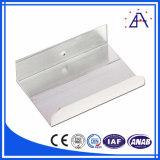 구부려진 알루미늄 밀어남 또는 알루미늄 제품