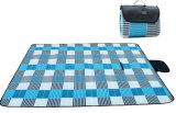 屋外の緑の高品質の安いキャンプのピクニック浜毛布のマット