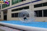 Надувная воздушная трасса с катящимся мячом для детского парка развлечений
