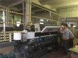 Línea recta de cristal máquina que bisela del control automático