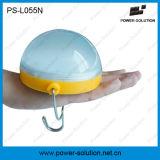 Lampadina del sensore solare di movimento di utilizzazione elastica con la batteria 500mAh
