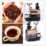 1kg dirigem e máquina comercial do torrificador de café do uso