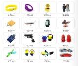 Schieben des Mini-USB-Flash-Speichers Pendrive mit kundenspezifischem Firmenzeichen für Förderung