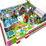 Kid를 위한 아름다운 Naughty Castle Indoor Playground Equipment