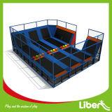 Il centro commerciale tedesco dei bambini di qualità ha progettato il trampolino