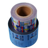 Printing Colourful Pouch Film Plastic Film per Candy Package