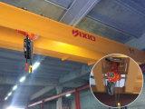 Élévateur électrique à crochet de 1.5 tonne avec la chaîne de levage de la pente 80