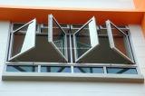 La rottura termica di progetto architettonico incornicia Windows di alluminio