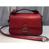 Sacs de messager avec les sacs à main en cuir Emg4681 d'épaule de femmes à chaînes de sac
