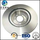 단단한 브레이크 디스크 고품질 ISO9001