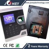 Soluzione biometrica dell'orologio di tempo dell'impronta digitale del sistema di presenza di Realand