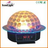Het Licht van hete Kerstmis van de Hoofd verkoop van de Partij voor de Verlichting van de Disco (pictogram-A015C)