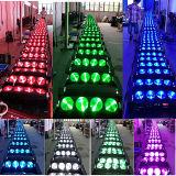 LED 이동하는 헤드 8 눈 거미 효력 광속 단계 빛 Prolight
