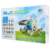 synthon de 4452115-DIY Kit Educational Plastic Robotistic - comme The Picture