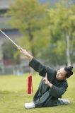 Tai Chi 봄 & 여름 Flax 남자의 아늑한 편한 사례 옷