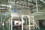 Linha de produção automática do revestimento do pó de Xinqinfeng