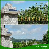 Hohes Solargarten-Licht der Lumen-Mikrowellen-Radar-Fühler-Aluminiumlegierung-48 LED
