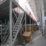 Suelo de acero resistente del almacenaje del almacén de la alta calidad