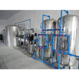 12 Años Sistema de agua compacto RO fábrica de suministro de agua potable