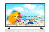 55インチの超細く狭い斜面USB PVR FHDは工場卸し業者LED LCD TVサポートOEMを指示する