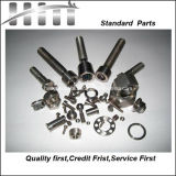チタニウムのStainless Steel Pipe FittingおよびStandard Part