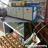 Máquina de aquecimento da indução da freqüência média 500kw para a barra de aço