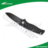 Алюминиевая нержавеющая сталь ручки складывая нож Pokcet