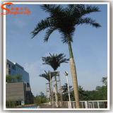 De openlucht het Modelleren Kunstmatige Palmen van de Kokosnoot van het Staal