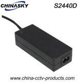 承認された24VDC 4A Ce&IECは調整したCCTVの電源(S2440D)を