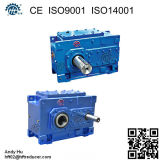 Serie de China H iguales con la caja de engranajes helicoidal del eje paralelo de Flender