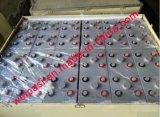 el AGM 2V800AH, se gelifica la batería regulada válvula recargable profunda de Aicd del terminal de componente de la batería de la potencia de la batería de la energía solar del ciclo de la batería recargable para la batería duradera