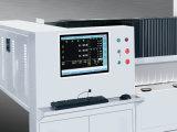 Máquina de polonês de vidro 3-Axis horizontal da borda do CNC para o vidro da forma