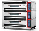 De de elektrische Oven van het Dek/Apparatuur van de Bakkerij/de Oven van het Brood (qd-04D)