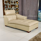 Hohes Qualitysectional echtes Leder-Sofa
