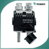 Conetores de cabo elétrico, conetores do cabo distribuidor de corrente