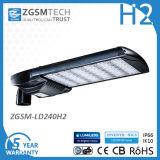Mini LED indicatore luminoso di via economico di alto potere 240W