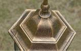 Im Freienrasen-Lampe für Rasen-Dekoration