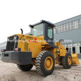바퀴 Loader Bucket, 3ton Rated Load Loaders