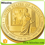 Custom Metal Coin Wholesale Coins Gold