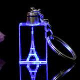 Оптовая дешевая Handmade кристаллический ключевая цепь (KS11101)