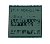 Графическая индикация экрана панели LCD Cog