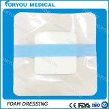 Dressage médical de mousse de polyuréthane de PE de Tracheostomy de matériauxx jetables