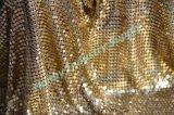[هونبي] إمداد تموين ألومنيوم معدن [سقوين] ستار أو ملابس زخرفة قماش ([ب160728ب])
