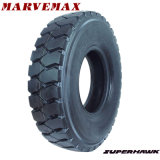 Superhawk Marvemax Marken-LKW-Bus-Schlussteil-Gummireifen-Qualitäts-chinesischer Gummireifen-Reifen-Fabrik-Entwurf für Überlastung