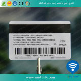 Hico/Loco Magnetic Stripe Membership Card per Access Control