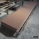 Decoração 12mm Corian de superfície contínuo acrílico de Kingkonree (M1610185)