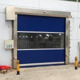 Cold Storage Applications (HF-1105)のためのプラスチックHigh Speed Door