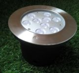 9W RGB LED de metro ligero de la pared (JP82693)