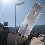 2016 de hete van de Zonne van de Verkoop 6W-80W Sensor Motie van de leiden- Straatlantaarn integreerde ZonneStraatlantaarn allen in Één (JINSHANG ZONNE)