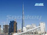 Sistema Fip100+AIS100+Icw360 refrigerando concreto industrial
